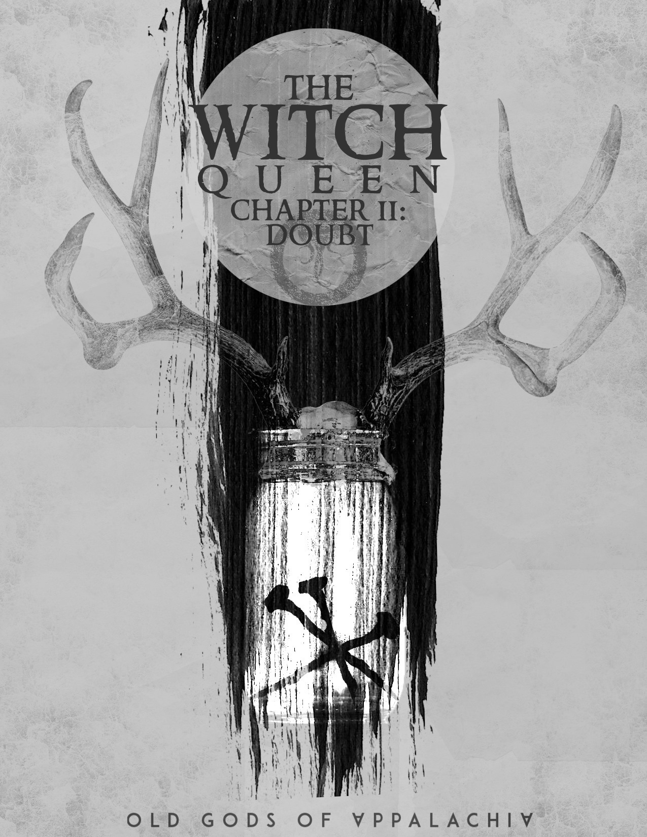 Episode 6: The Witch Queen Chapter II: Doubt Art
